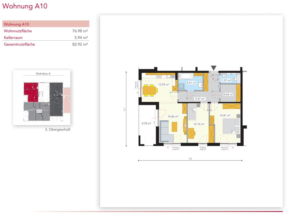 Wohnung A10