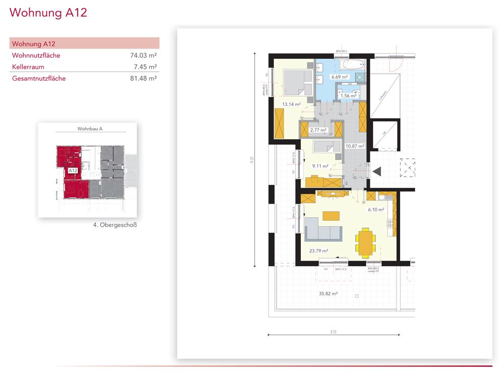 Wohnung A12