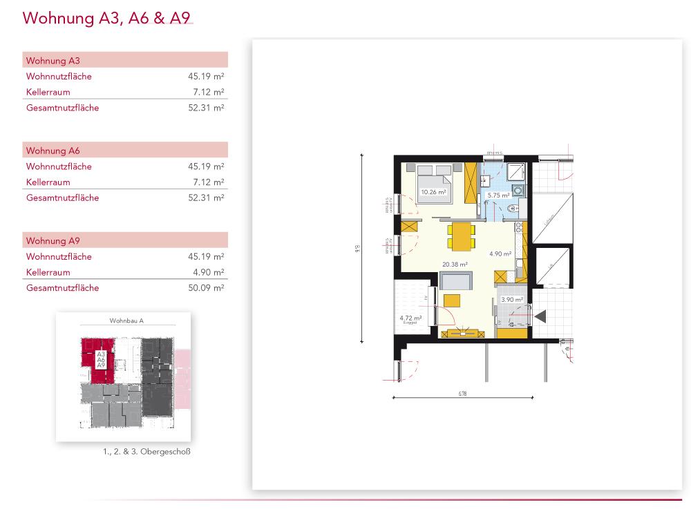 Wohnung A3