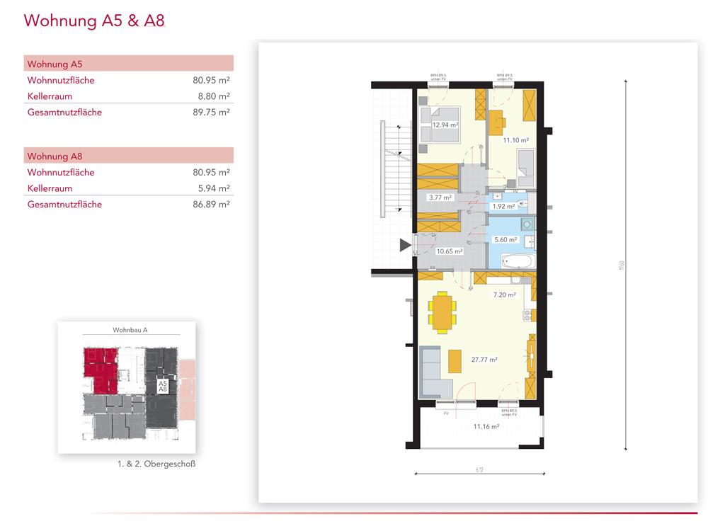 Wohnung A8