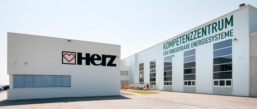 Firmengelände Fa. Herz – Objektbau