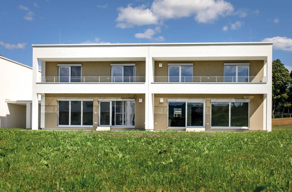 Leoben – moderne Doppelhaushälfte