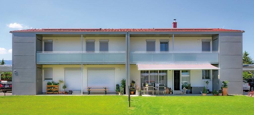 Doppelhaushälften in Spielberg