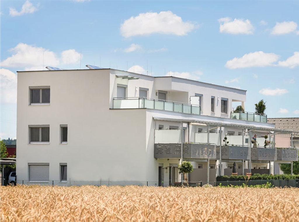 Wohnungen in St. Ruprecht/Raab