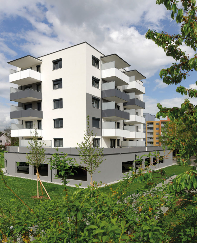 Graz-Andritz – Posenergasse