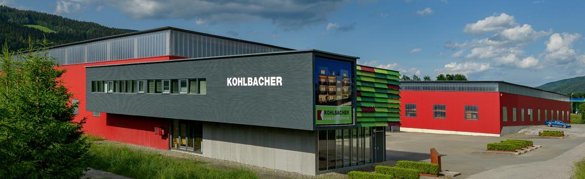 KOHLBACHER Betonfertigteilwerk und Werkstätte Langenwang