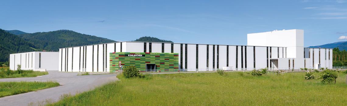 KOHLBACHER Betonwerk Mitterdorf