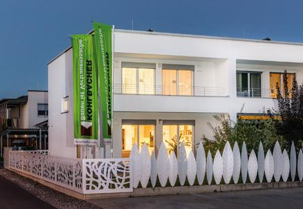 Innenansichten Einblicke Musterhaus Graz live erleben