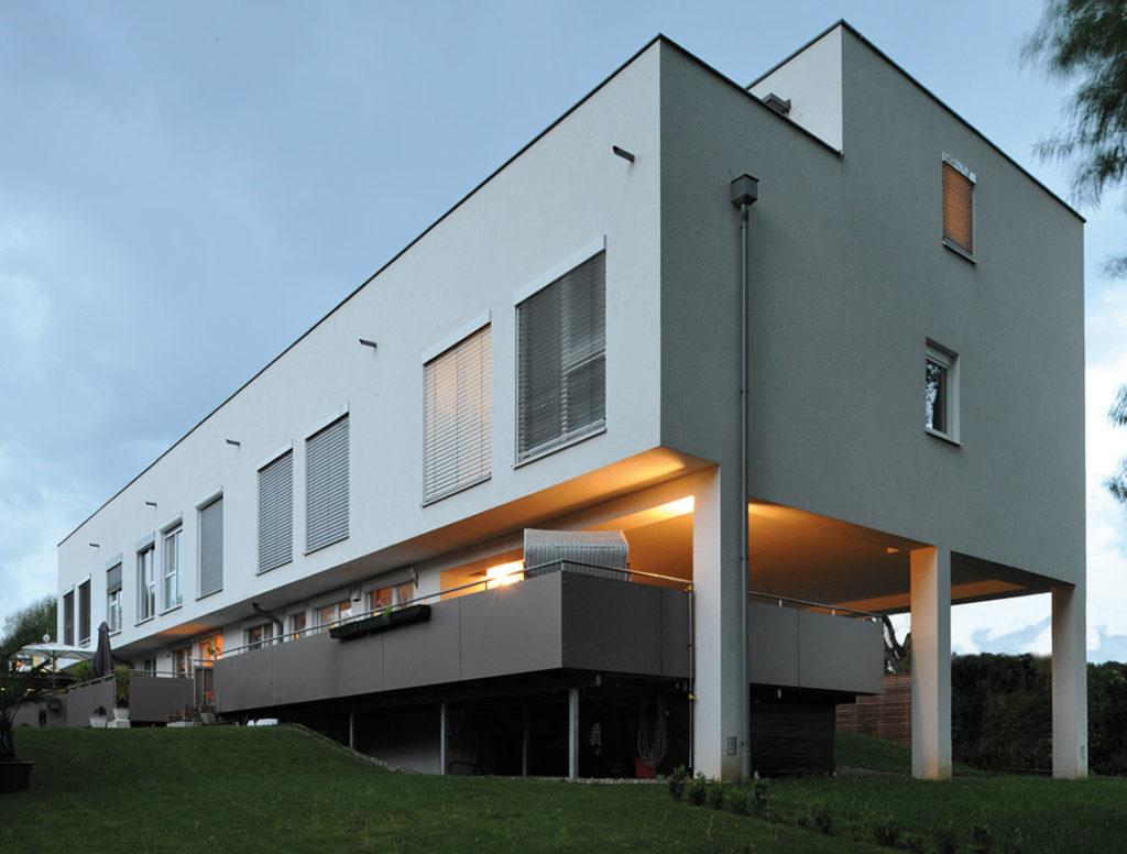 Zeitgemäßer Wohnbau in Graz-Andritz - Radegunderstraße