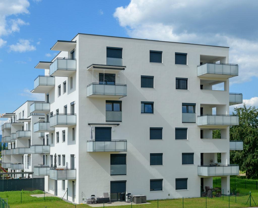 Moderne Wohnungen in Graz-Wetzelsdorf - Hummelkaserne