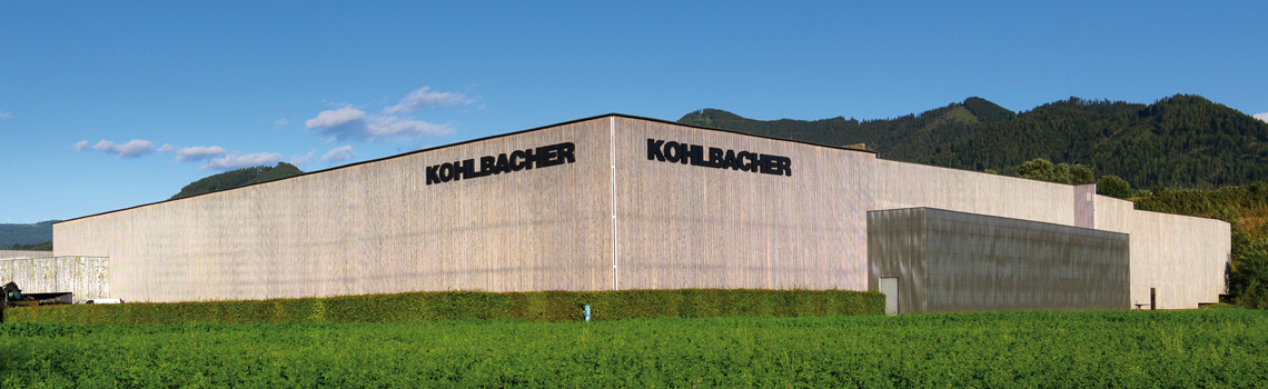 KOHLBACHER Holzindustrie