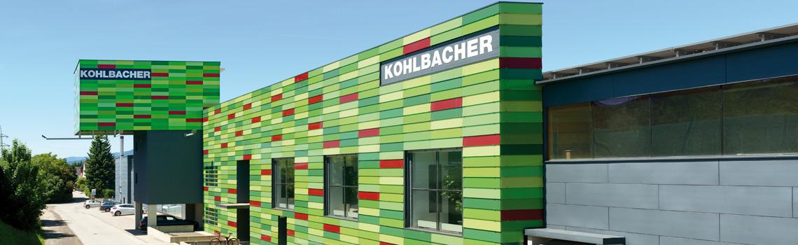 KOHLBACHER Produktionsstätte Kindberg