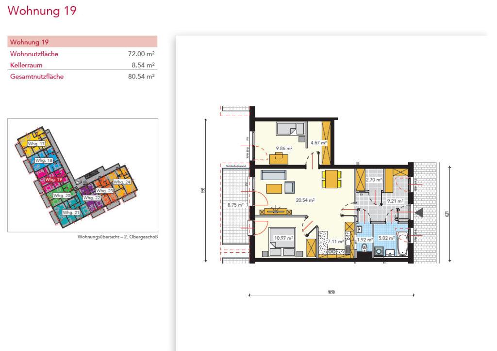 Wohnung 19