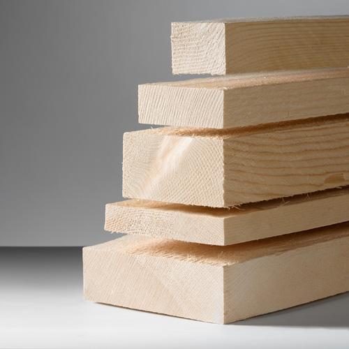 Holzindustrie - Holz Einkauf und Verarbeitung: Endprodukt: Schnittholz
