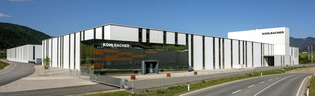 KOHLBACHER Betonwerk Mitterdorf , st. Barbara im Mürztal, Steiermark (Produktionsstätten)