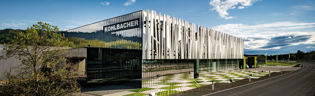 KOHLBACHER Verkauf- & Ausstattungszentrum Langenwang (Büros)